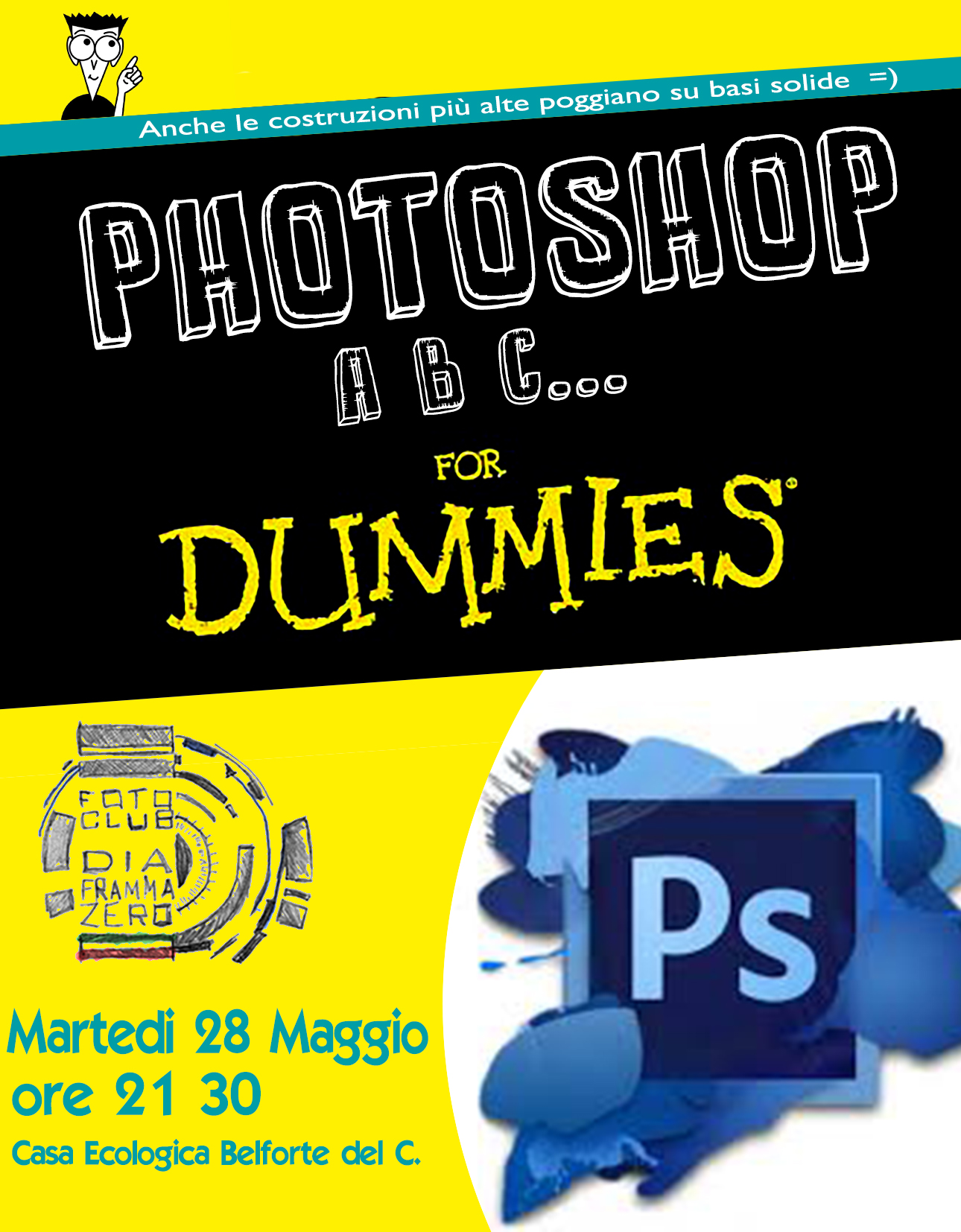 locandina fo dummies photos